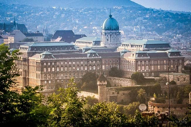 Buda Castle, one of Budapest Old Town Attractions