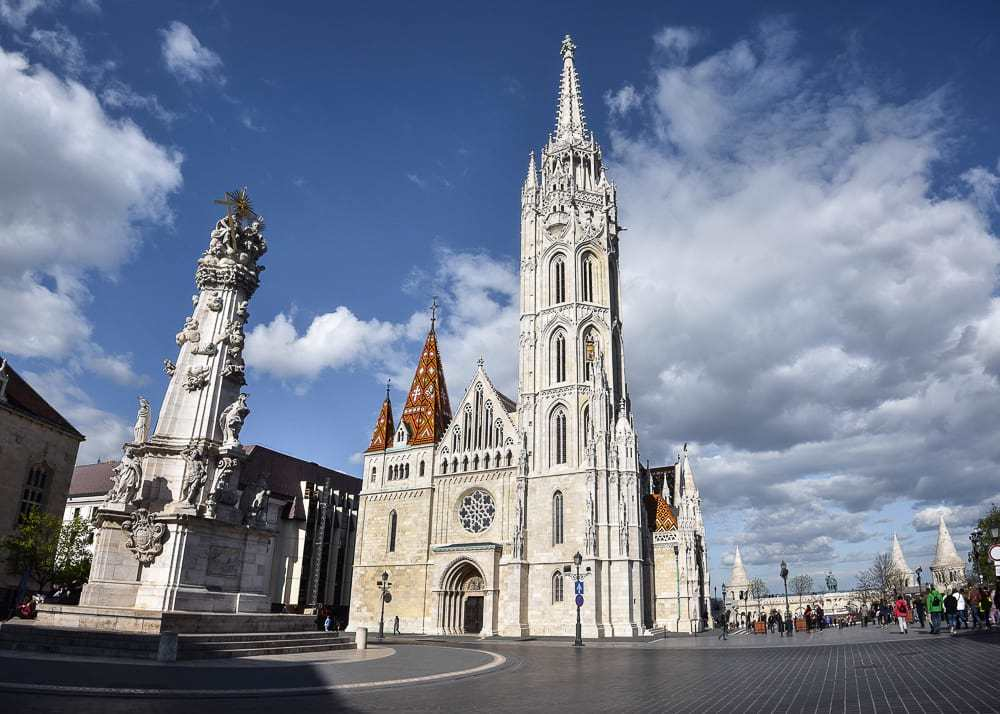 Matthias Church 3 days in Budapest itinerary