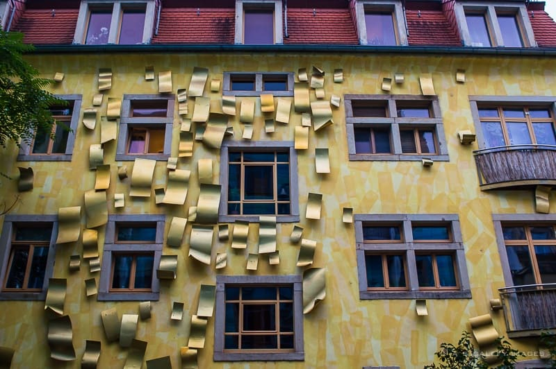 The Singing Drain Pipes of Kunsthofpassage – Dresden's Best Kept Secret