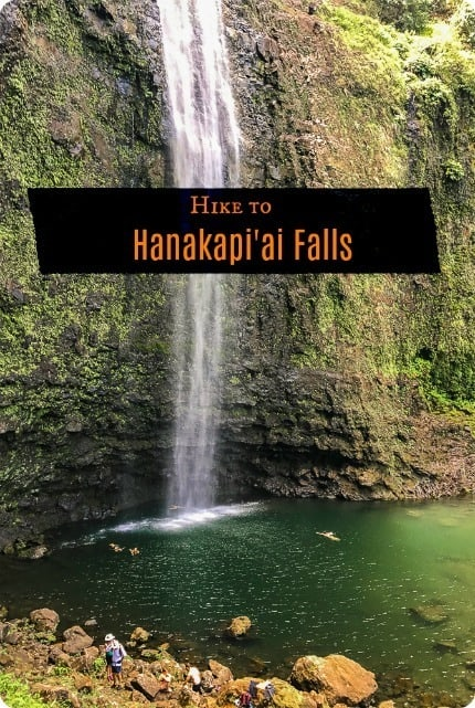 Hike to Hanakapiai Falls