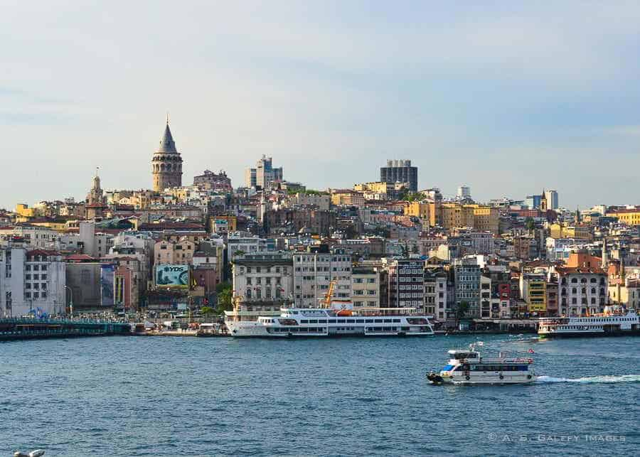 How to spend 72 hours in Istanbul
