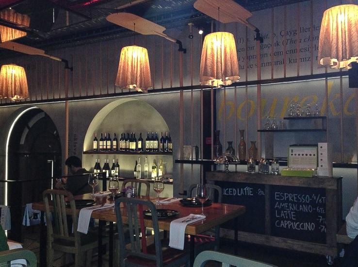 Y-Pera Restaurant