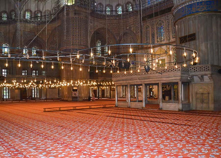 Suleymaniya mosque - 3 days in Istanbul