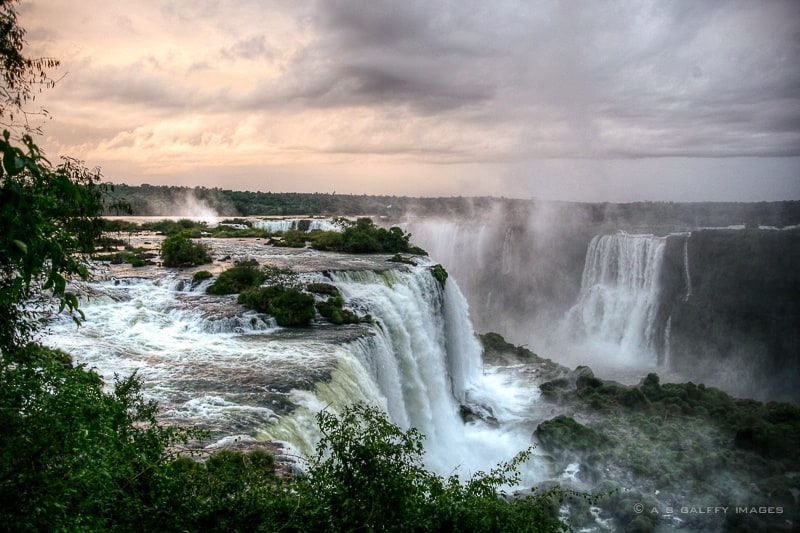 Visiting Iguazu Falls on the Brazilian side