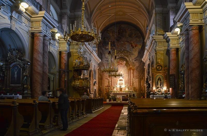 The Catholic Church in Sibiu