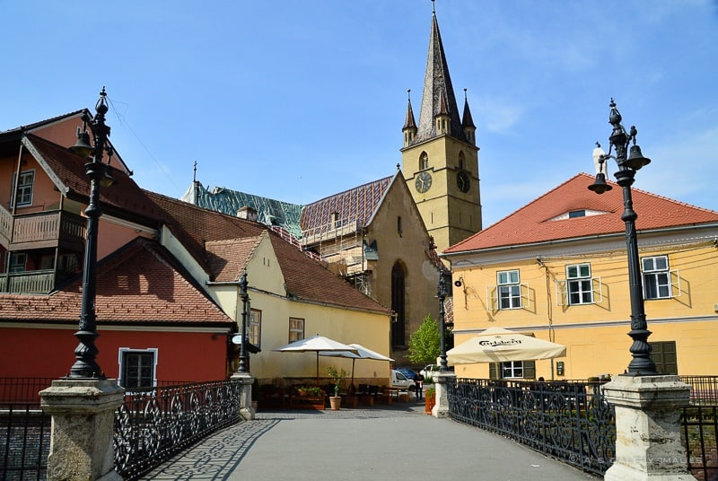 Best Things to Do in the Historic Center of Sibiu, Romania