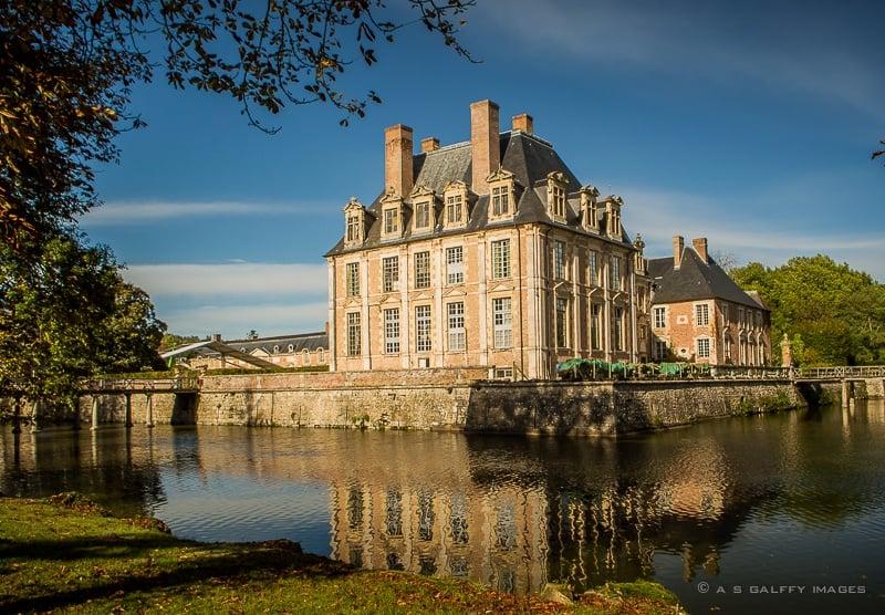 Hidden Treasures of the Loire Valley: Chateau de Saint-Aubin
