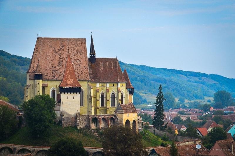 Biertan – the Anatomy of a Fortified Church