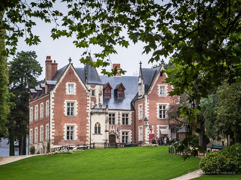 Château du Clos Lucé – in the Footsteps of Leonardo da Vinci