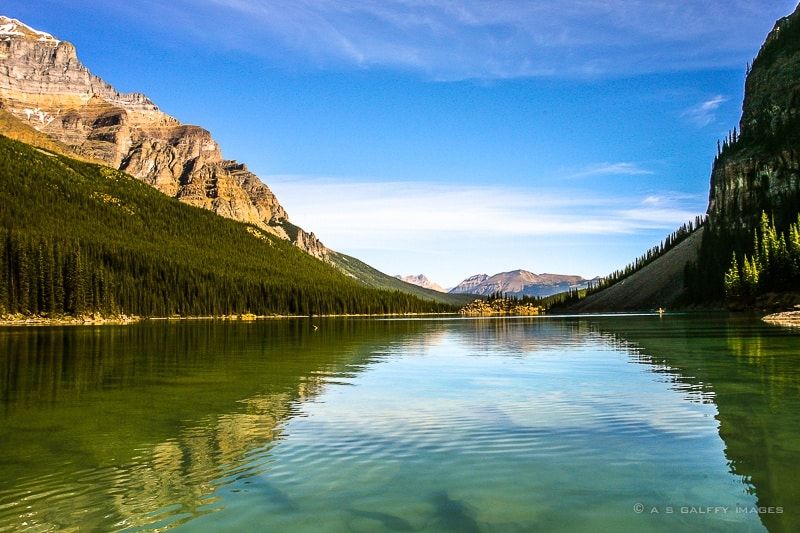 Travel Guide to Canada's Banff National Park – What to Do and Where to Stay