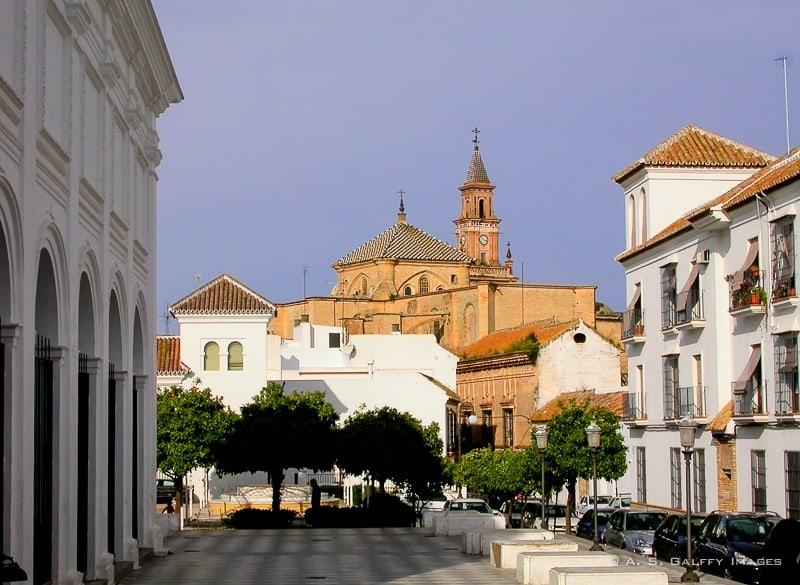 Parador de Carmona: a Fortress as Your Home