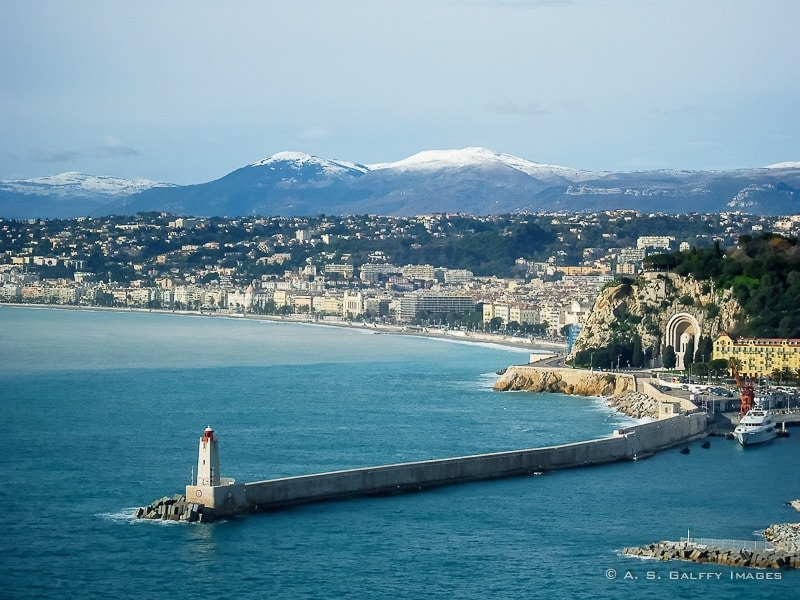 The Weekly Postcard: The Winter Charm of Nice