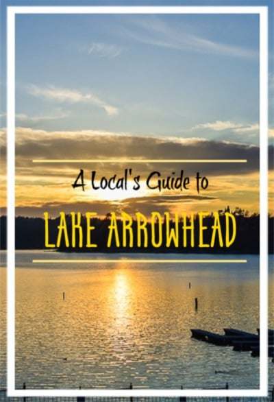 Things to do in Lake Arrowhead