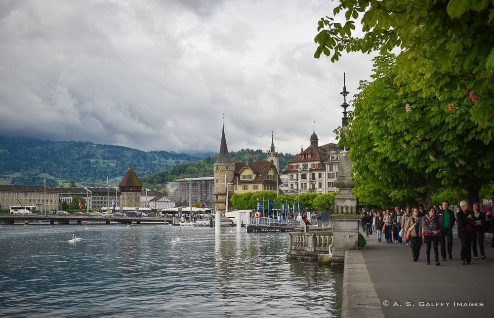 One Day in Lucerne – How Much Can You Really See and Do?