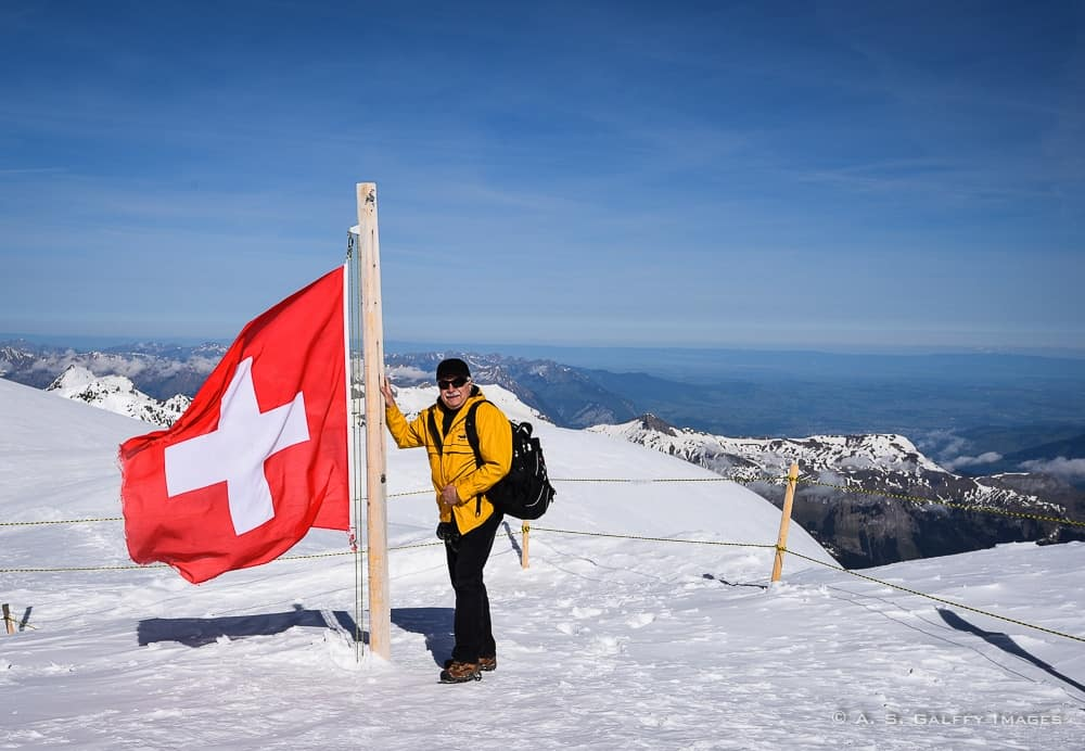 The Top of Europe (Jungfraujoch)