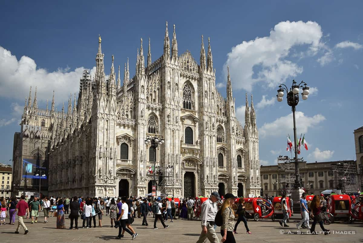 The Duomo of Milan