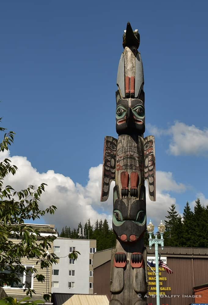 Totem Pole - things to do in Ketchikan, Alaska