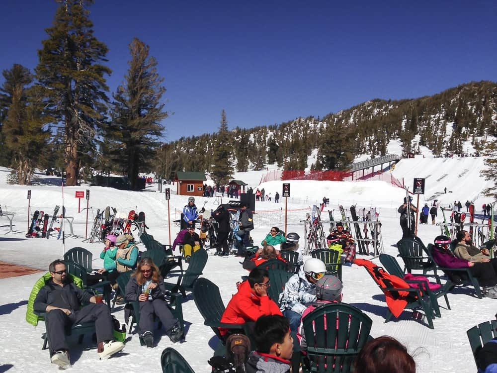 Top 4 Ski Destinations in the USA