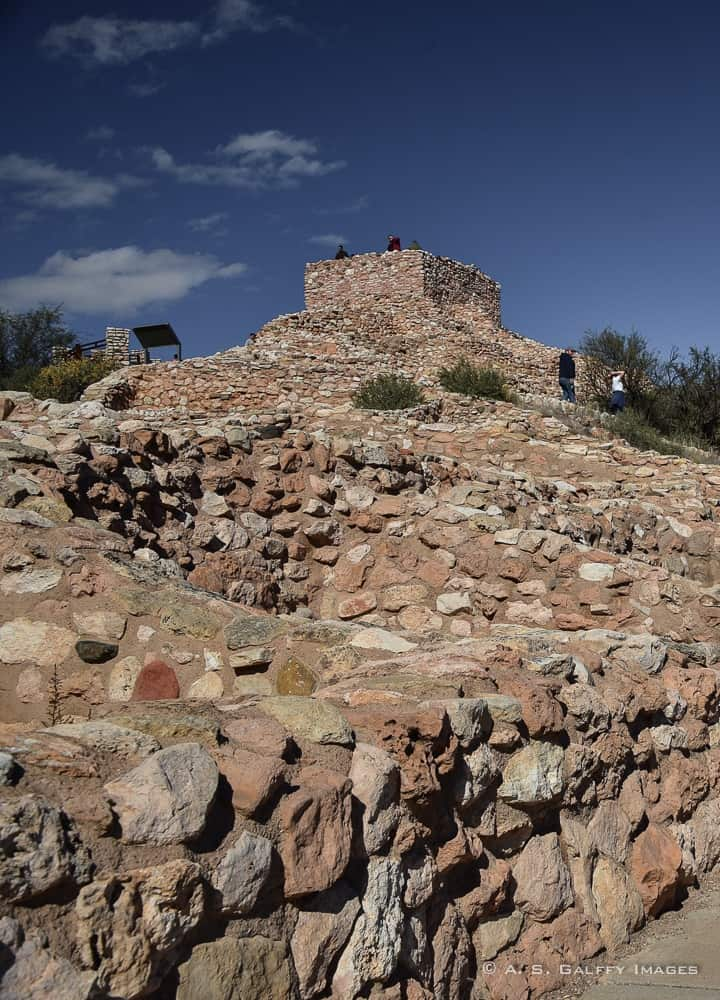Tuzigoot – A First-hand Look at Sinagua Indian Dwellings
