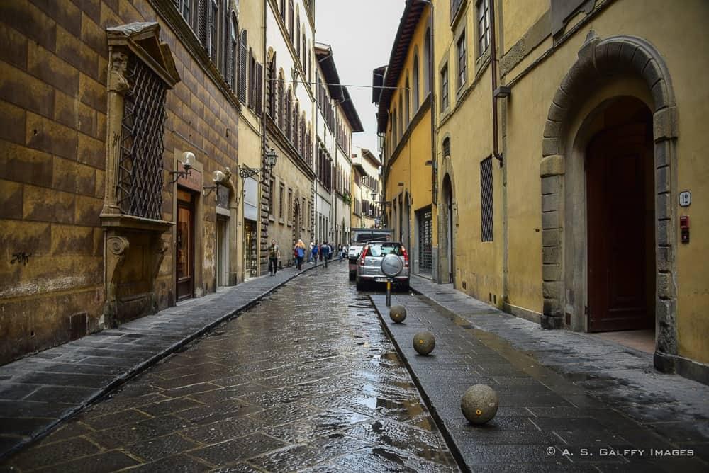 Italian Food Near Me Abandone Building Casa: Florence Through My Lens