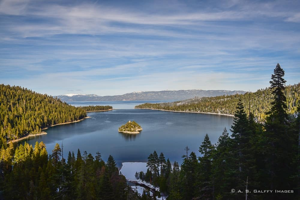 The Weekly Postcard: The Hermit of Emerald Bay