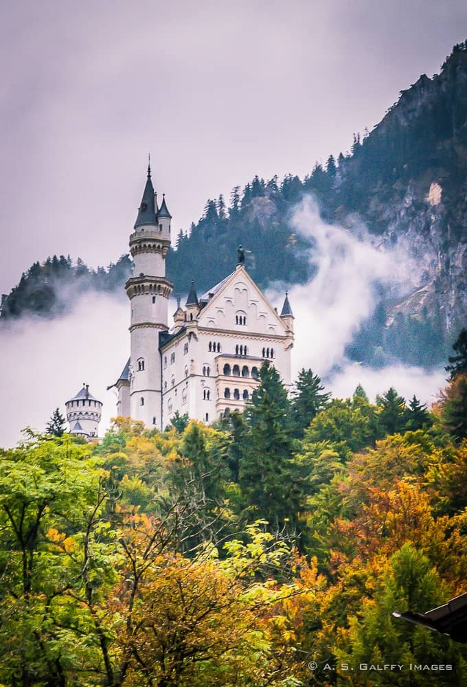 Visiting Neuschwanstein Castle – the Dream Palace of a Mad King