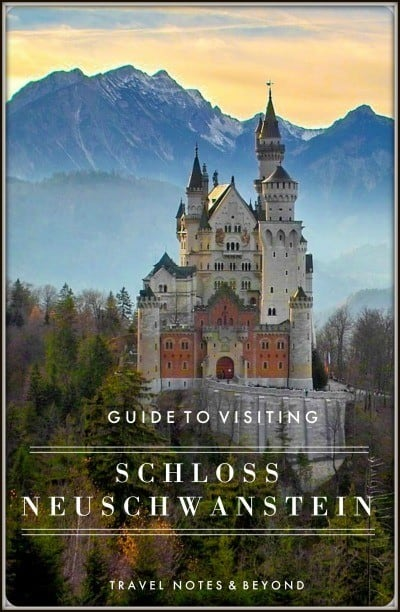 Guide to visiting Neuschwanstein Castle