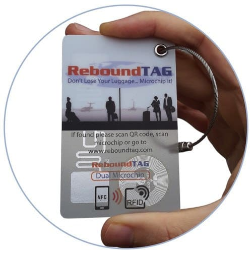 ReboundTAG Luggage Tracker – How To Prevent Your Luggage From Getting Lost