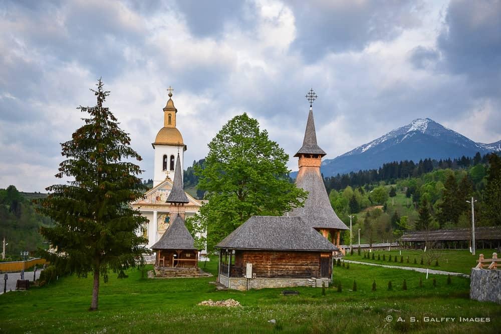 The Weekly Postcard: Moisei Monastery in Maramures