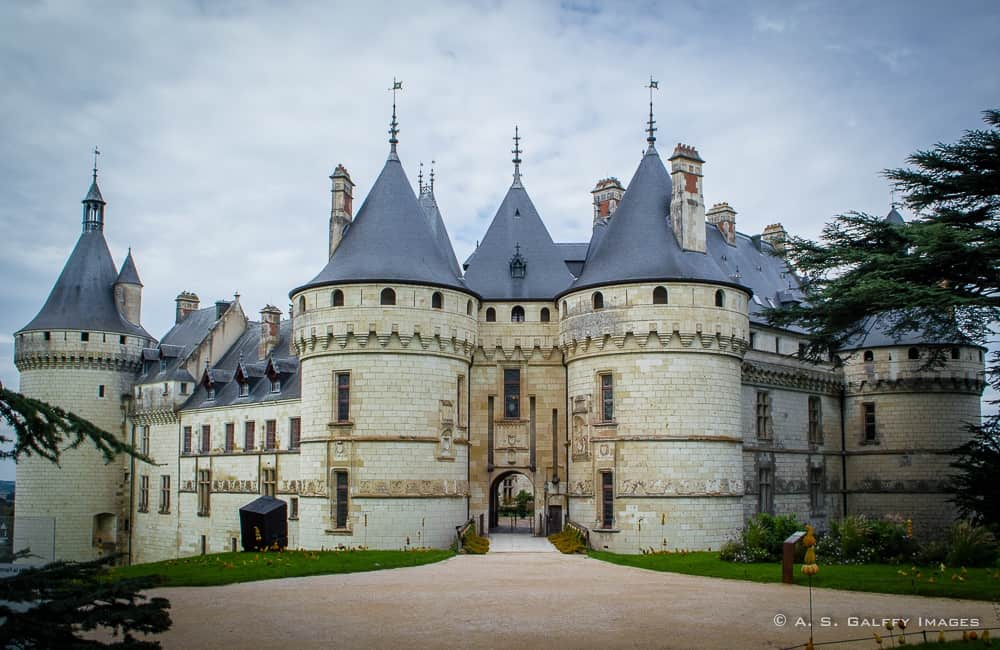 Château de Chaumont – a Castle With a Troubled History