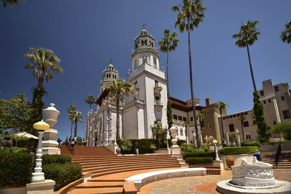 Money, Power, Immorality and the 'King' of Hearst Castle