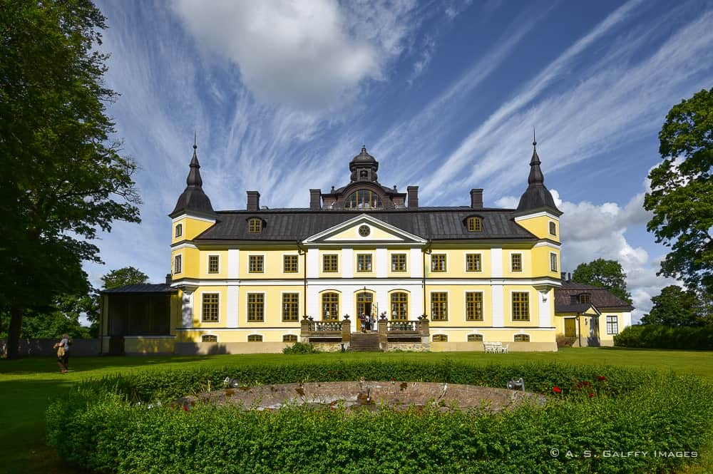 Sparreholm Castle – a Collector's Dream Come True