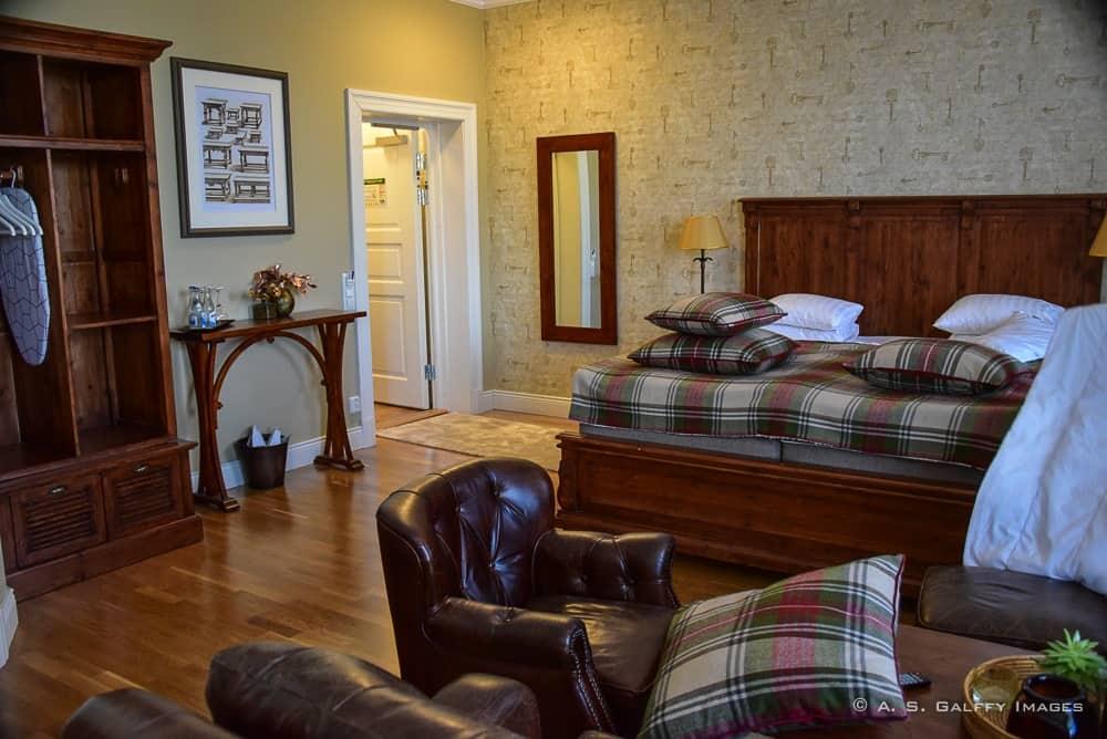 Sunlight Hotel double room