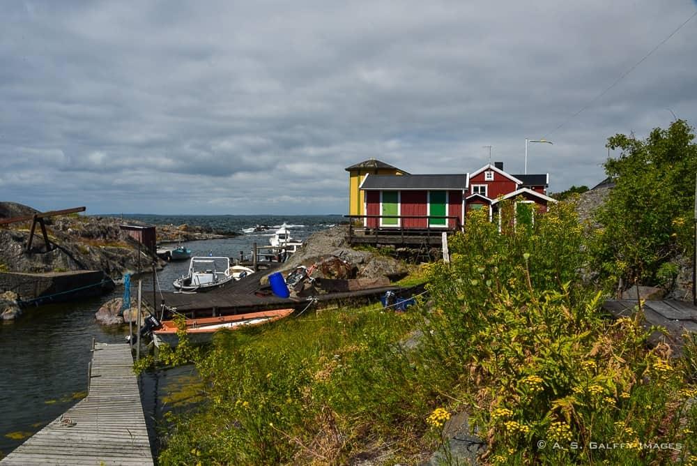 Landsort village - best excursions from Stockholm