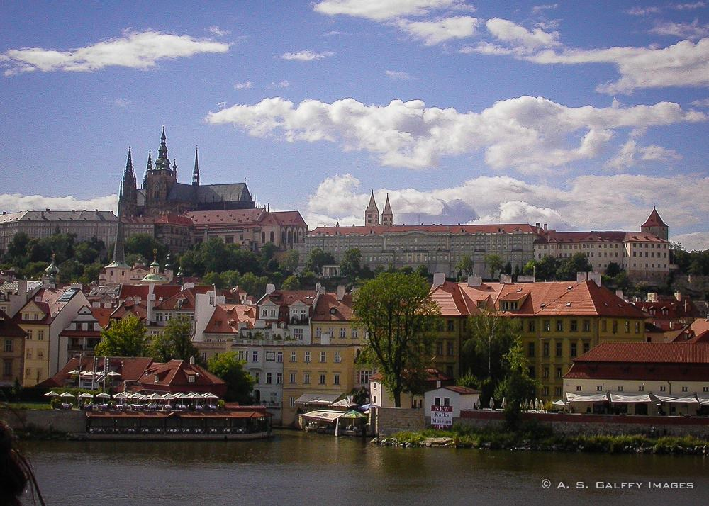 View of Prague Castle - best things to do in Prague