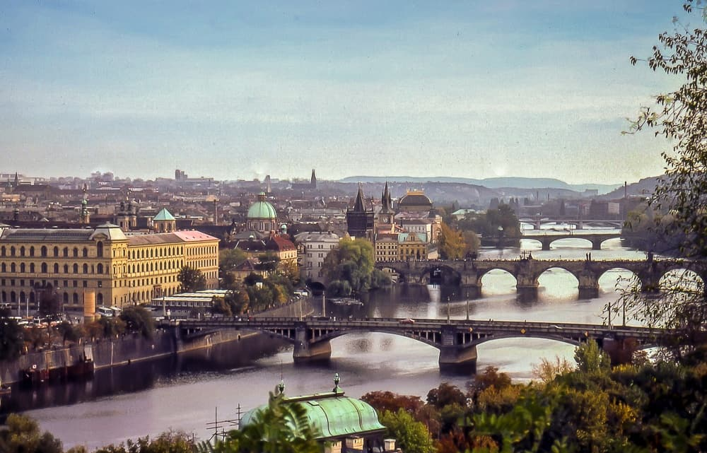 Bridges of Prague - Best things to do in Prague