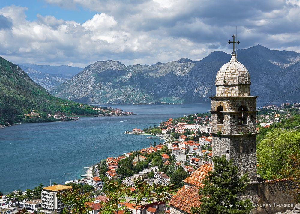 Travel to the Balkans: Bay of Kotor