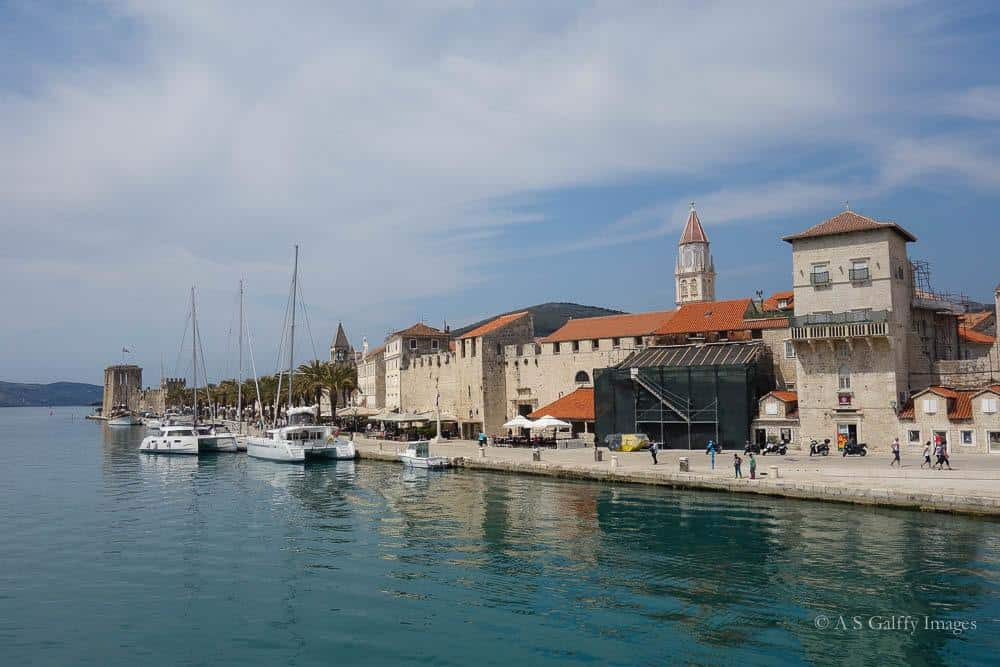 Travel to the Balkans: Trogir