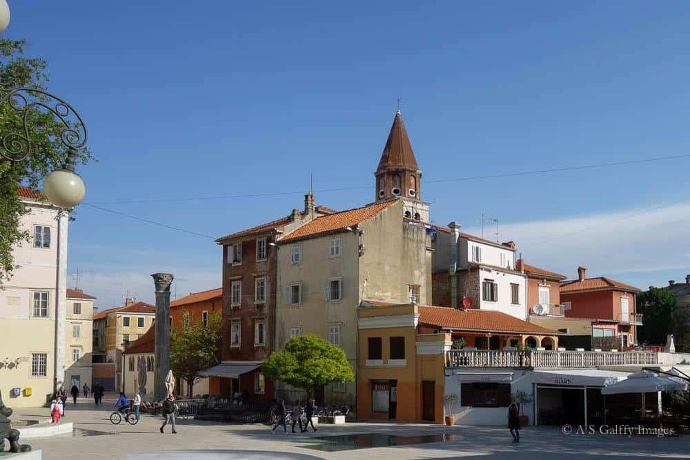 Balkan road trip itinerary: Zadar