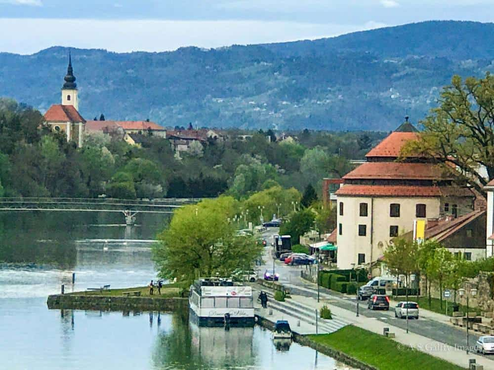 Maribor, travelling the Balkans road trip itinerary