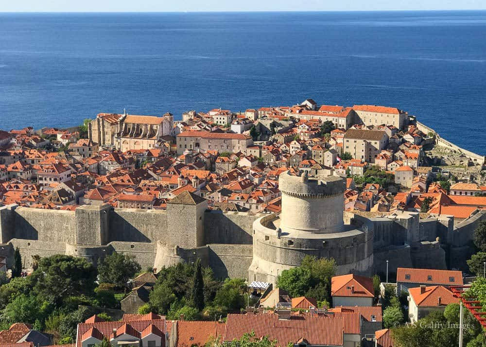 Dubrovnik, one of the most beautiful places in Croatia