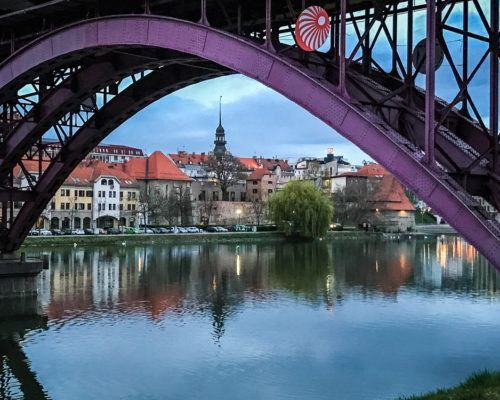 A Day Trip to Maribor, Slovenia's Wine Growing Symbol