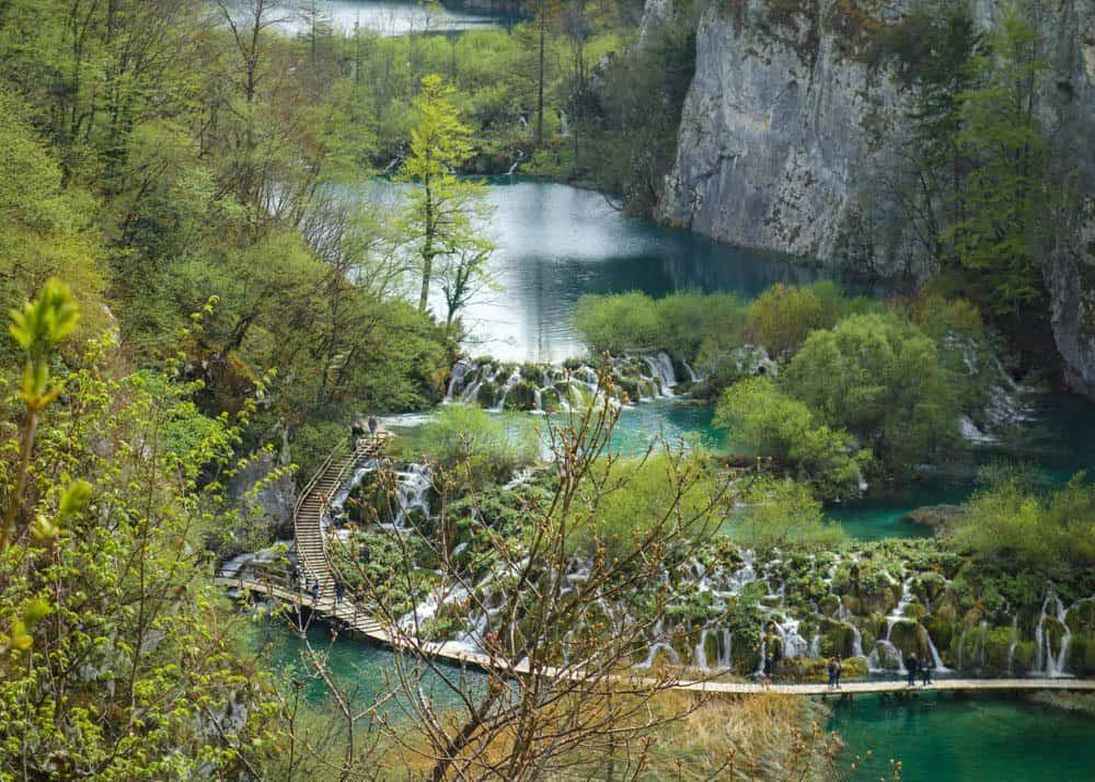Plitvice Lakes, one of the most beautiful places in Croatia