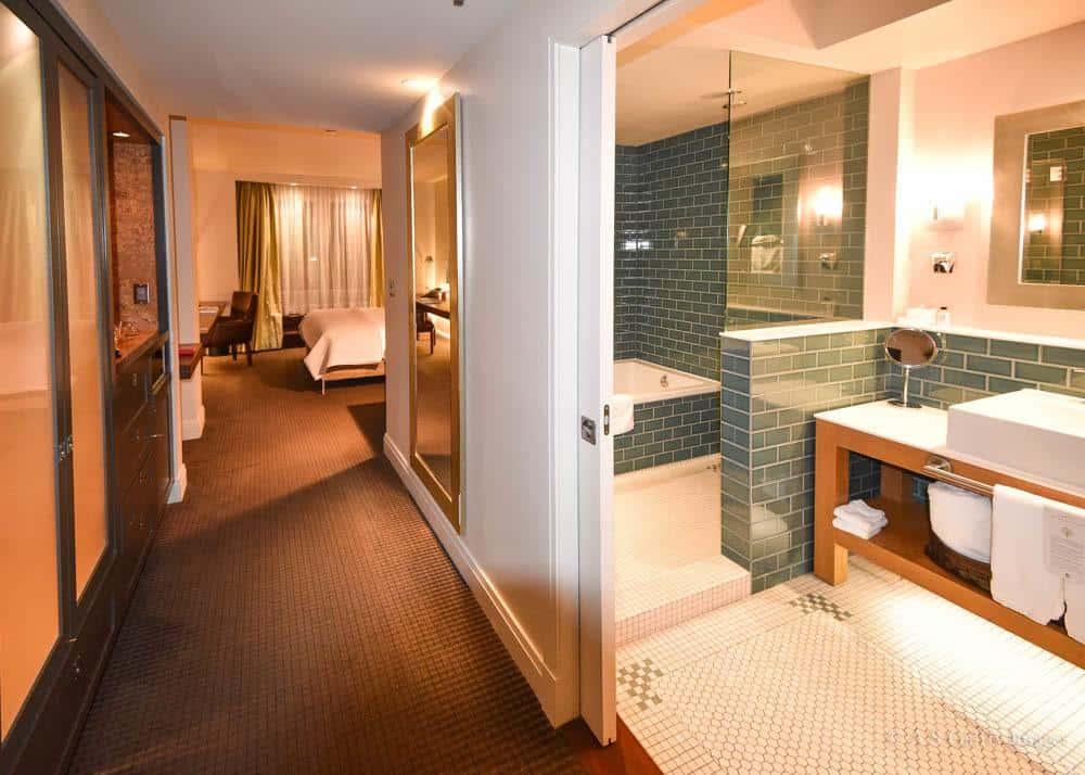 Auberge Saint Antoine Room wit terrace