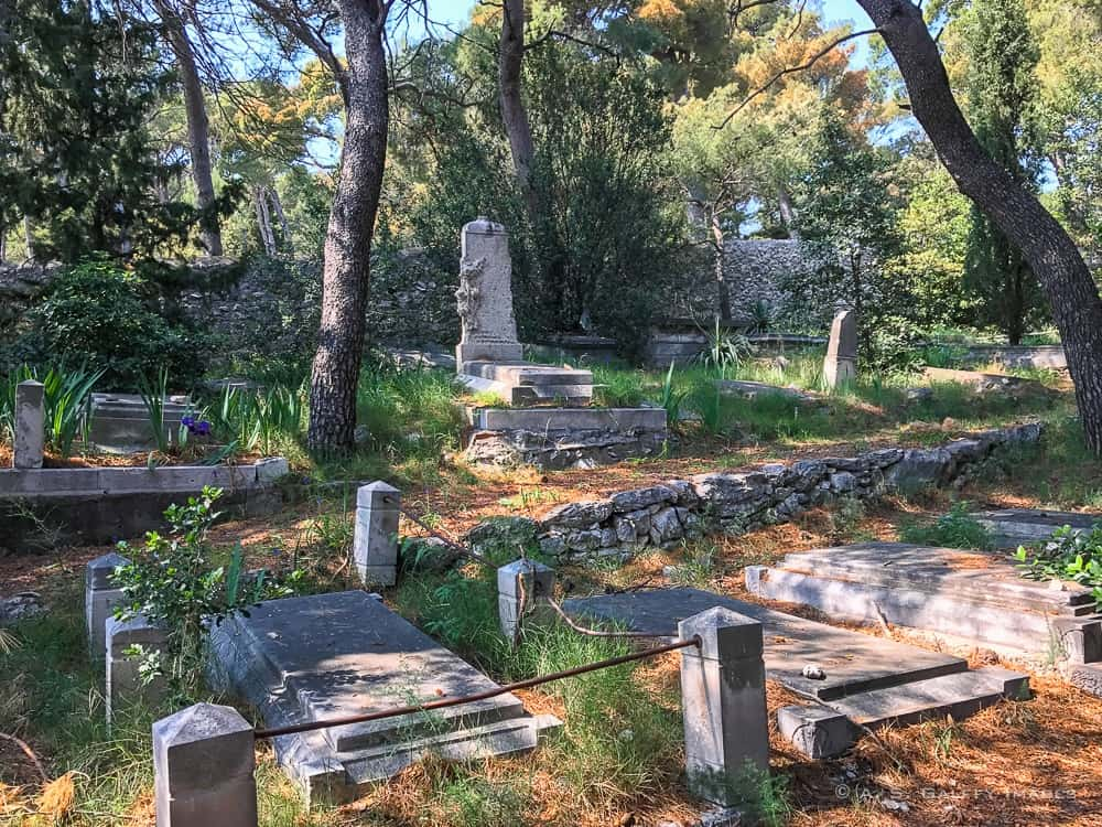 The Old Jewish Cemetery in Split