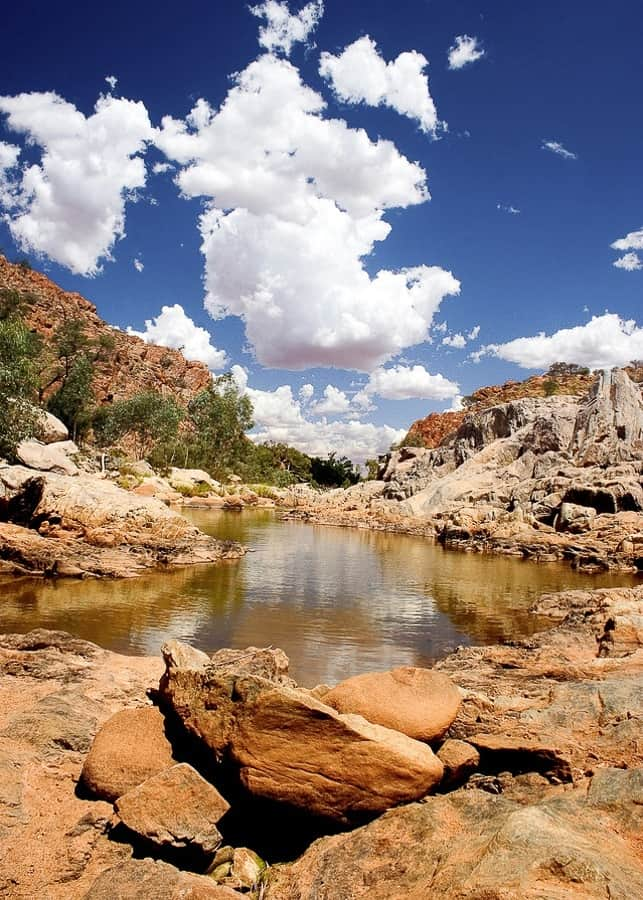 Alice Springs, Australian Outback