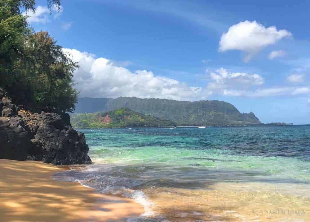 The Secret Bech in Kauai