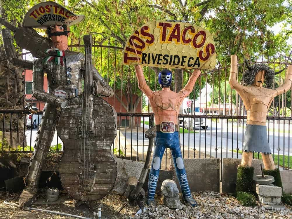 A Monumental Fantasy Made Real – Tio's Tacos Restaurant in Riverside, California