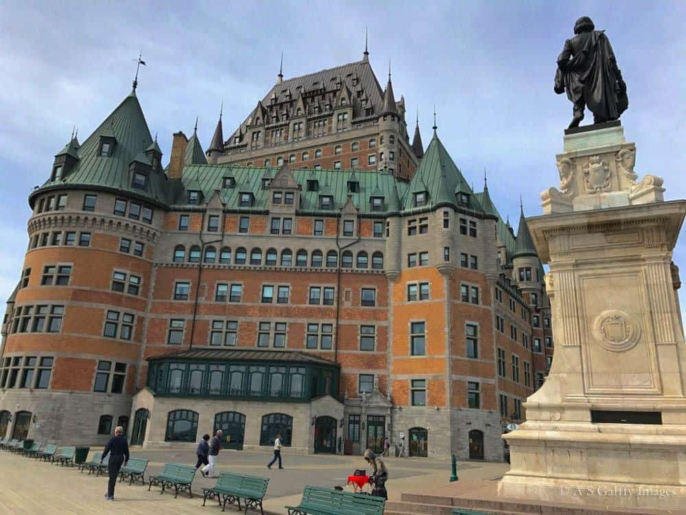 A year in review Quebec City