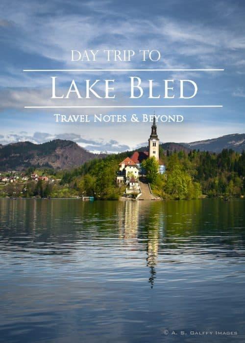 Lubljana to Lake Bled